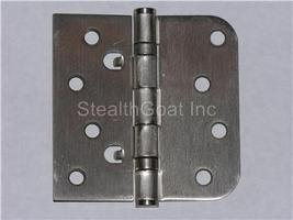 "3 each Satin Nickel 4X4"" Ball Bearing Hinges US15 - $15.00"