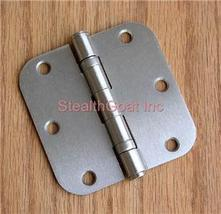 "3 1/2"" Satin Nickel 3.5"" Ball Bearing Hinges US15 - $5.30"