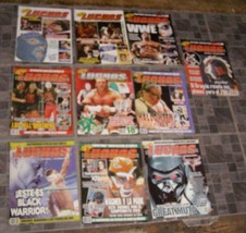 Super Luchas Wrestling AAA CMLL Mistico (Sin Cara) WWE Rey Misterio Supe... - $15.00