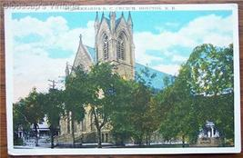 1930's PC St. Bernard's R. C. Church, Moncton, N.B. - $4.95