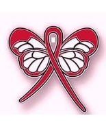 Marfan Syndrome Awareness Month is February Red... - $10.97