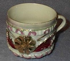Antique Made in Germany Fancy Shaving Mug - $19.95