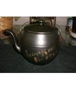 Vintage McCoy Kookie Kettle Cookie Jar  - $25.00