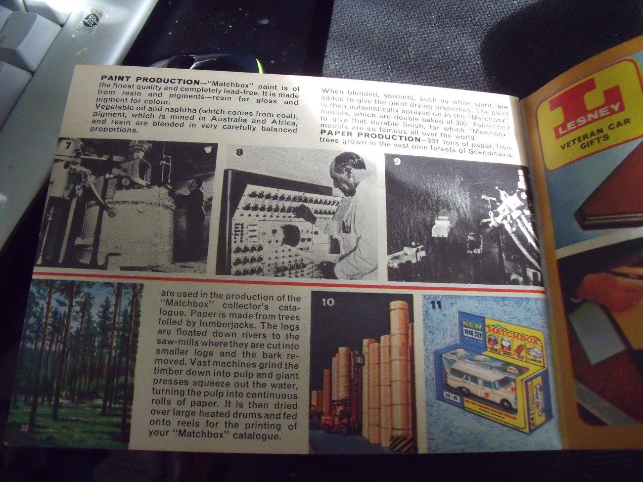 Matchbook Collectors Catalog-1968