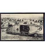 English TANKS in France WW1  08-245 - $6.00