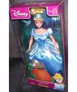 Disney Princess Favorite Fairytale Collection CINDERELLA Doll NIB 2003 - $29.96