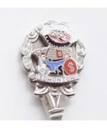 Collector Souvenir Spoon Canada Alberta Edmonton Klondike Mike K-Days Cl... - $9.99