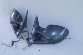 95-99 BMW E36 318i Coupe Genuine M3 Mtech Heated Power Door Mirrors image 2