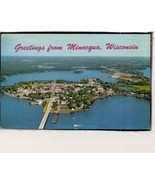 Greetings from Minocqua  WISCONSIN   4.108 - $6.00