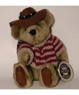 1/2 Price! Cody Brass Button Bear USA Sweater Hat NWT - $4.00