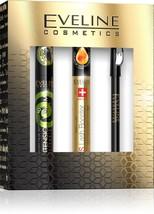 Genuine Eveline Cosmetics SOS Lash Booster Volume Extension Mascara Eye ... - $26.50