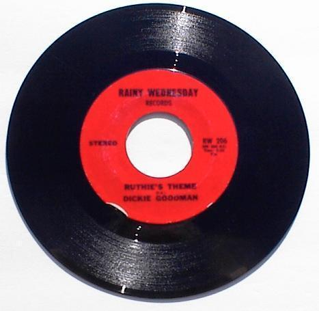 Dickie Goodman 45 RPM Record Energy Crisis 74