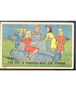 I've got a tankfull but-i'm Sober  Military 1943 9.809 - $6.00