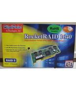 HighPoint Tech RocketRAID 1640 four-channel Serial ATA RAID  - $110.00