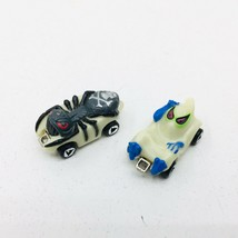 Vintage 1995 Mattel Hot Wheels Micro Nightmare Alley Lot of Two  Cars  - $16.99