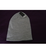 Topshop Ribbed Beanie in Grey NWT - $16.00