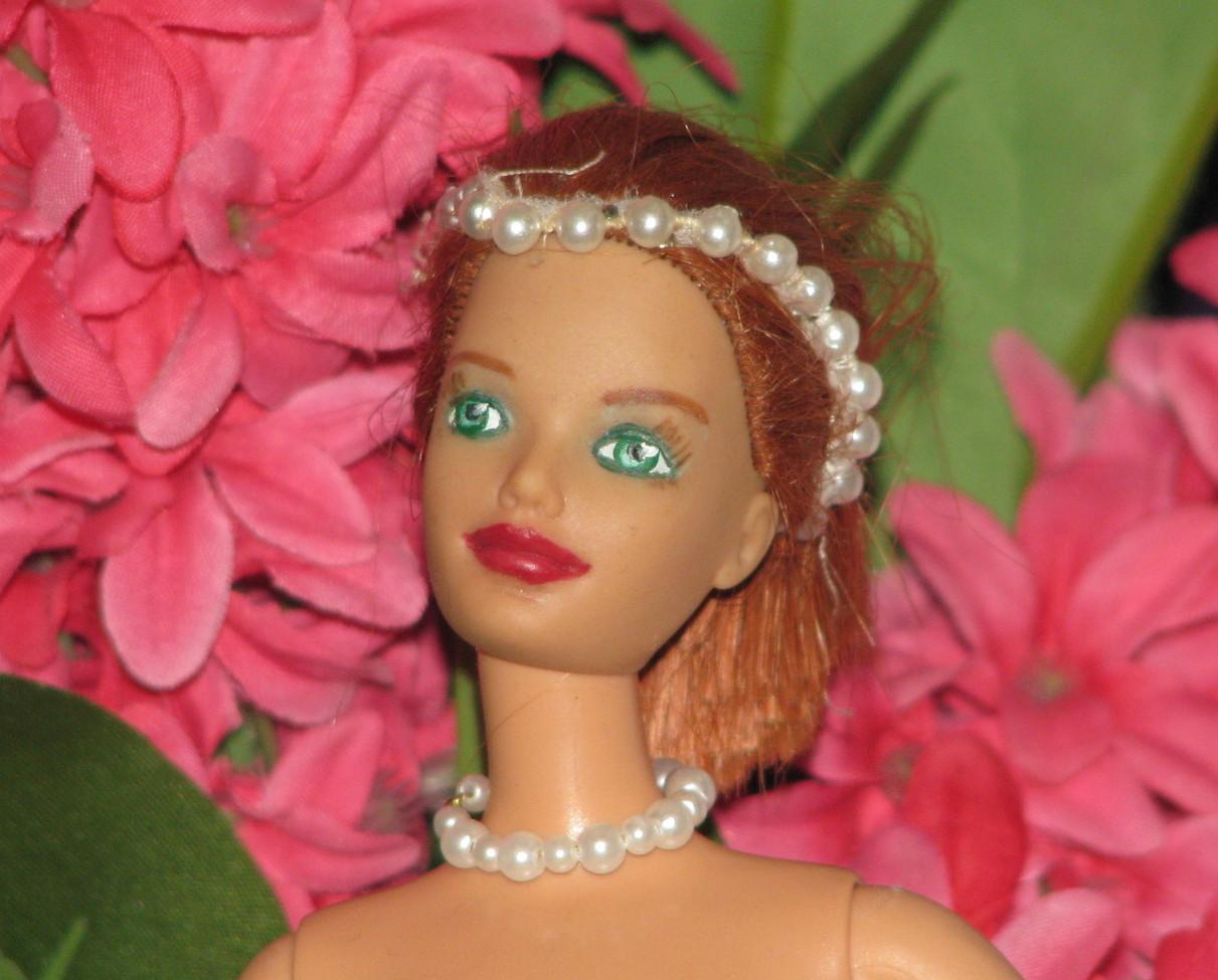Fashion Doll Antonia OOAK Barbie
