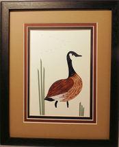 Quilled Canada Goose - $175.00