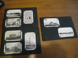 vintage 1920s B/W photographs (16) Washington D... - $17.79
