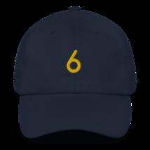Nick Nurse Hat / 6 Hat / Nick Nurse Dad hat image 6