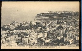 MONTE CARLO General view from the Turbie road  3.252 - $6.00