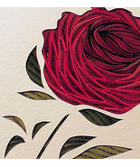 Quilled Rose - $175.00