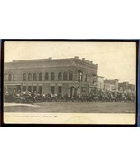 Marcus HIGH ROLLERS MARCUS IOWA 1908 OLD CARS 3.8 - $6.00