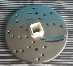 Shredder Slicer Disc West Bend Food Processor Model 6491 Replacement Part - $23.85