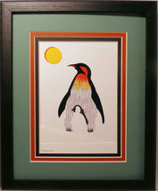 Quilled Penguin - $175.00