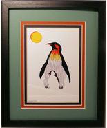 Quilled Penguin - $175.00