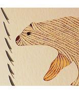 Quilled Polar Bear - $175.00