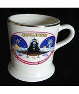 Old Nasa Challenger Space Shuttle Coffee Cup Mug - $12.00
