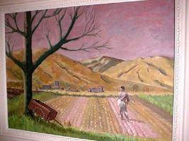Carl Flick Amana Colony Iowa Farm Planting Land... - $800.00