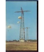 Parachute TIraing  Towers 250 foot   9.928 - $6.00