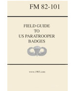 Field Guide to US Paratrooper Badges - $21.99
