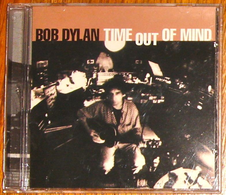 Time Out of Mind by Bob Dylan (CD, Sep-1997, Columbia (USA)