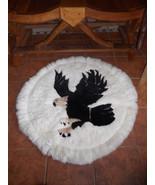 Alpaca rug american eagle design Wall Decor  - $120.00