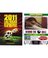 2011 LASVEGAS INTL FILM FEST Behind The 8 Ball Postcard - $3.50