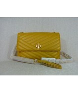 NWT Tory Burch Daylily Kira Chevron Flap Shoulder Bag $528 - $502.92