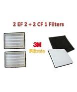 2 PK Kenmore EF2 HEPA Vacuum Filter + 2PK CF1 Filter Bundle for Kenmore Vacuums  - $15.83