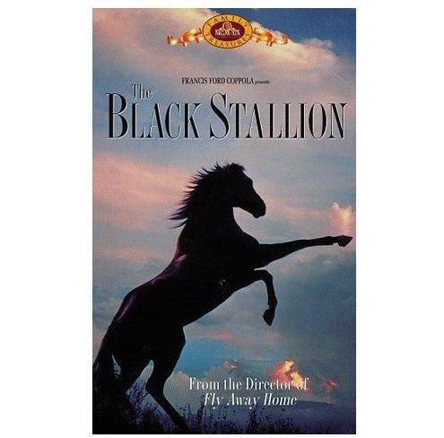 VHS The Black Stallion & The Black Stallion Returns 2 VHS Movie Set NEW
