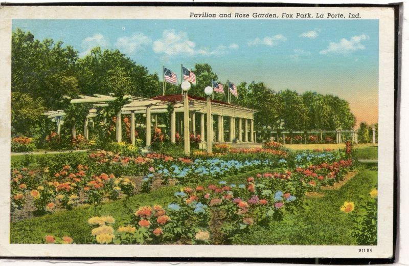 Home Iwasjoe 39 S Booth Rose Garden FOX MEMORIAL PARK LA PORT