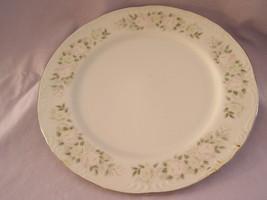 Sheffield Fine China Classic Dinner Plate - $4.00
