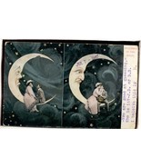 SPOONING IN THE MOON 1907 SPECHTS FERRY IA  POST 3.728 - $6.00