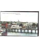 Steamboat Landing at 4th ave Bridge Janesville WI  1.58 - $8.00
