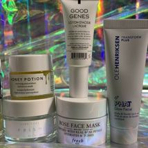 9x 5/10/15mL Face Masks Herbivore Sunday Riley Youth To The People PHAT skincare image 3