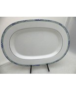 "Royal Doulton China - Orleans pattern - Oval serving Platter - 13 5/8"" l... - $17.82"