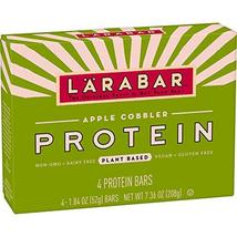 LARABAR Protein Apple Cobbler, MultiPack, 4 Count - $12.99