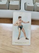 1911 Boxing W.D & H.O Wills Green Star & Circle BANDSMAN RICE  - $14.80