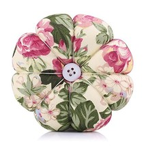Yosooo Pin Cushion,DIY Craft Wrist Pin Cushion Fabric Sewing Needles Pin... - $17.93